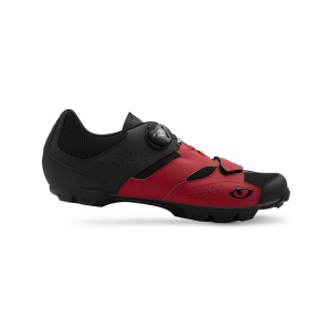 Giro Cylinder Dark Red/Black