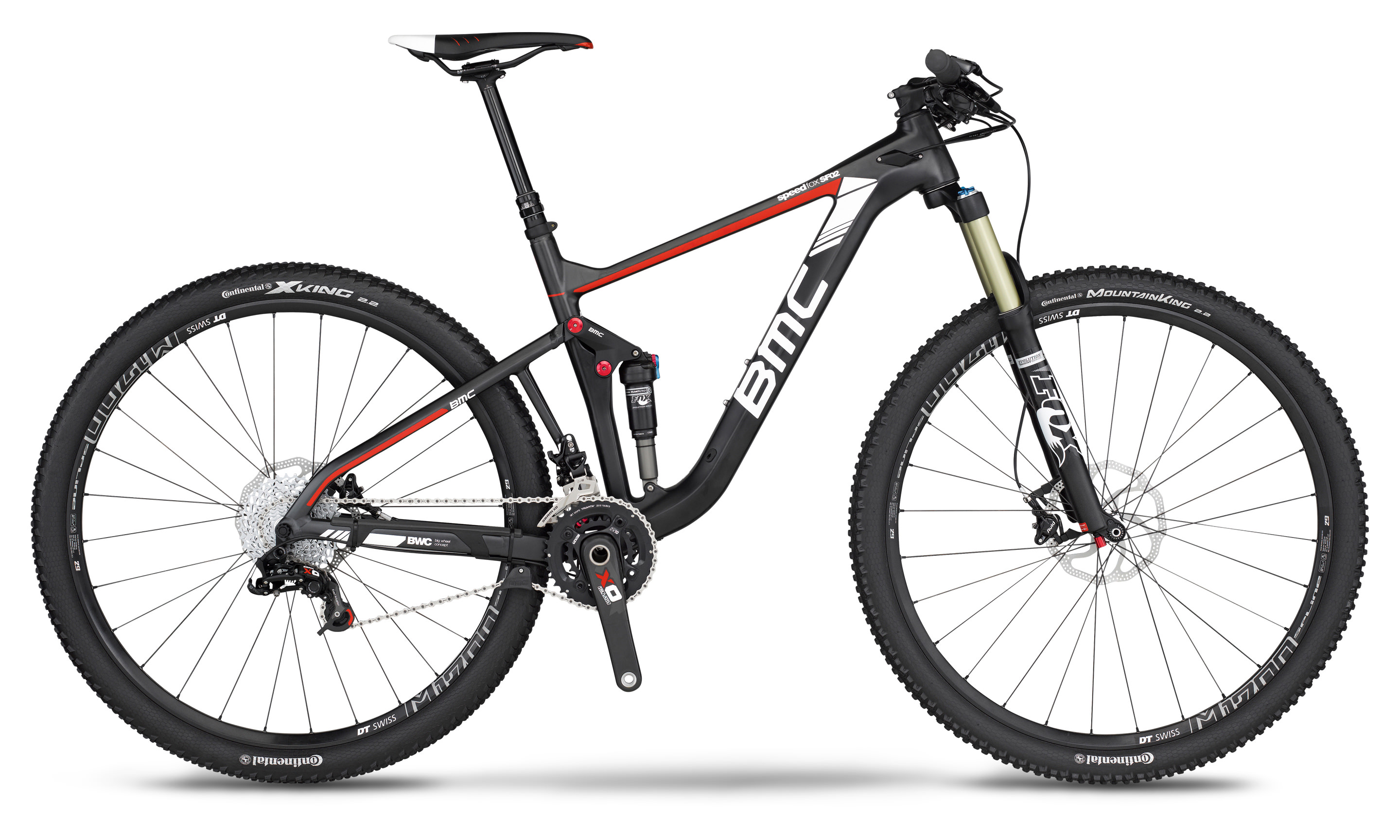 BMC SPEEDFOX SF02 29 X0 2015