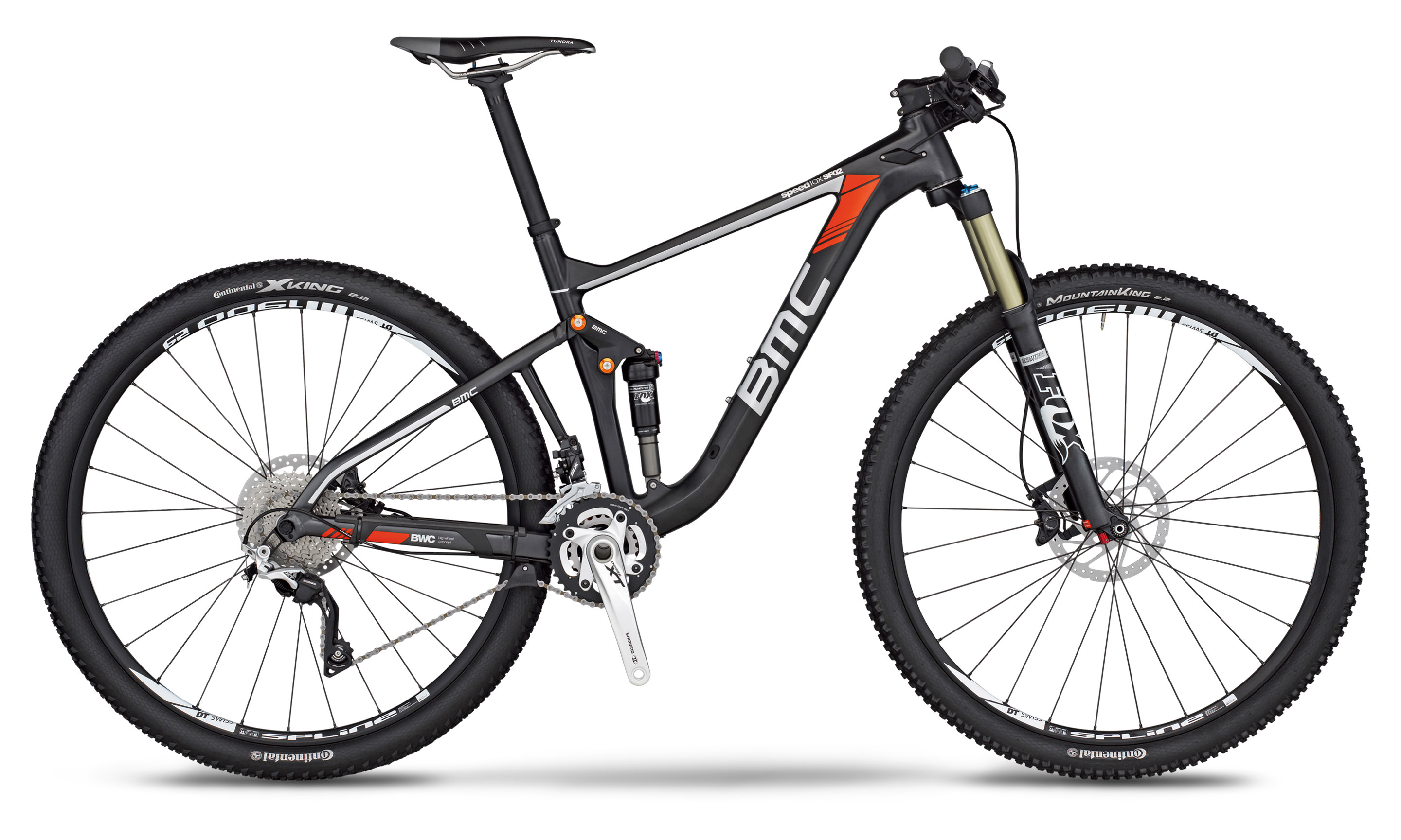 BMC SPEEDFOX SF02 29 XT SLX 2015
