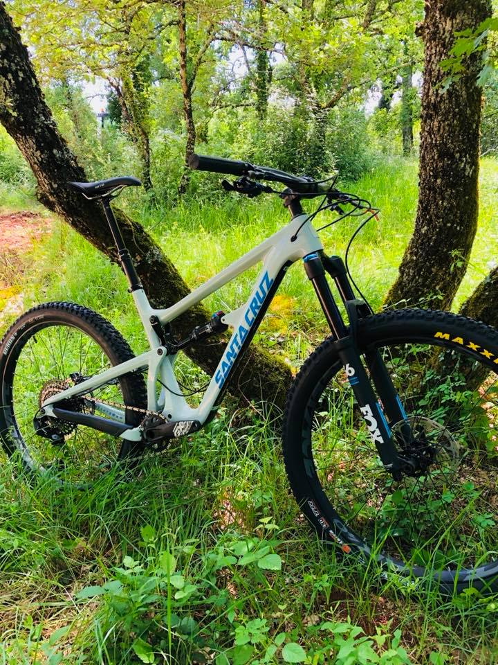 SANTA CRUZ HIGHTOWER C S 27 WHITE 2018