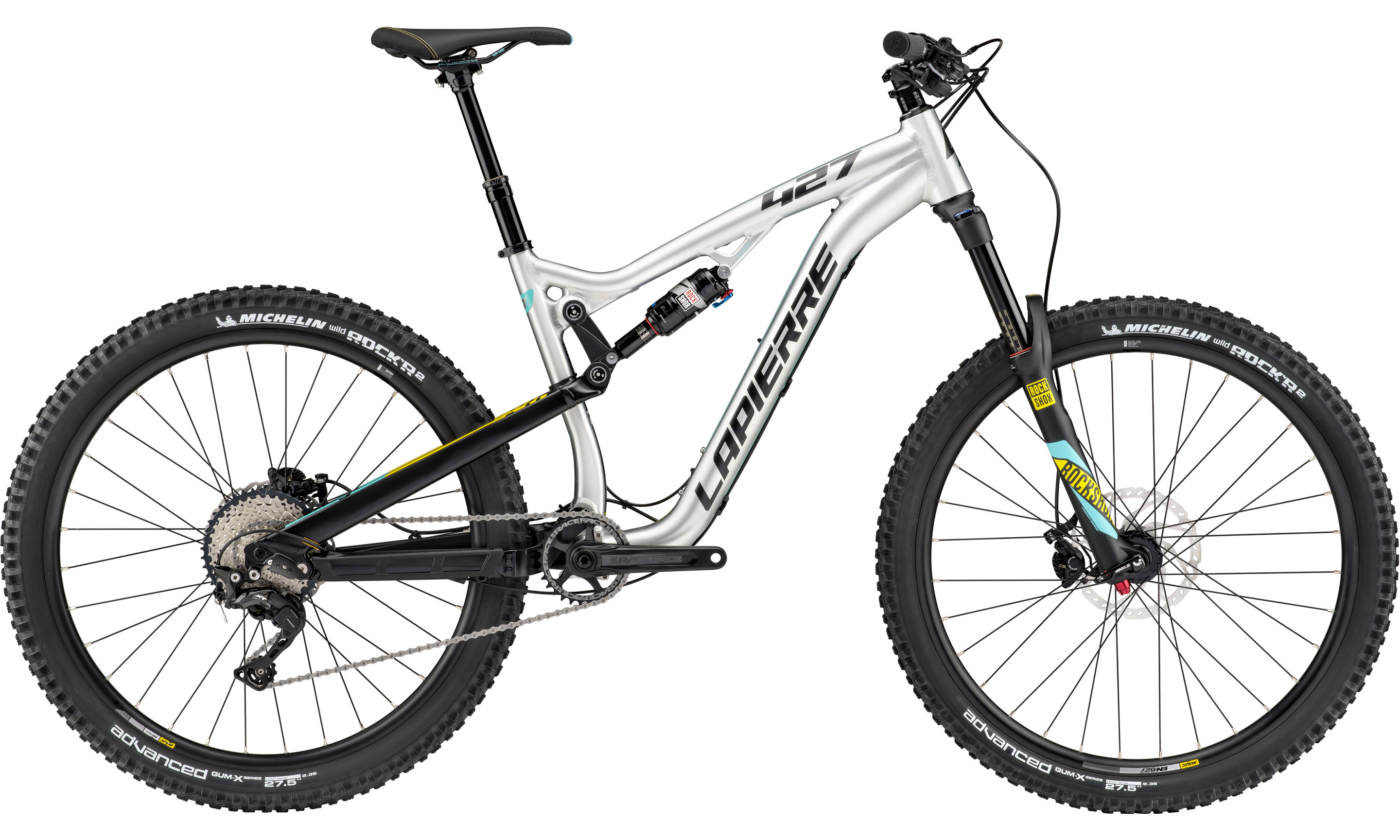 LAPIERRE ZESTY AM 427 2017