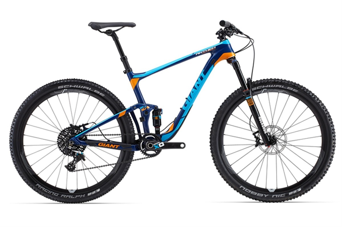 VTT Giant Anthem Advanced SX 27.5 2015