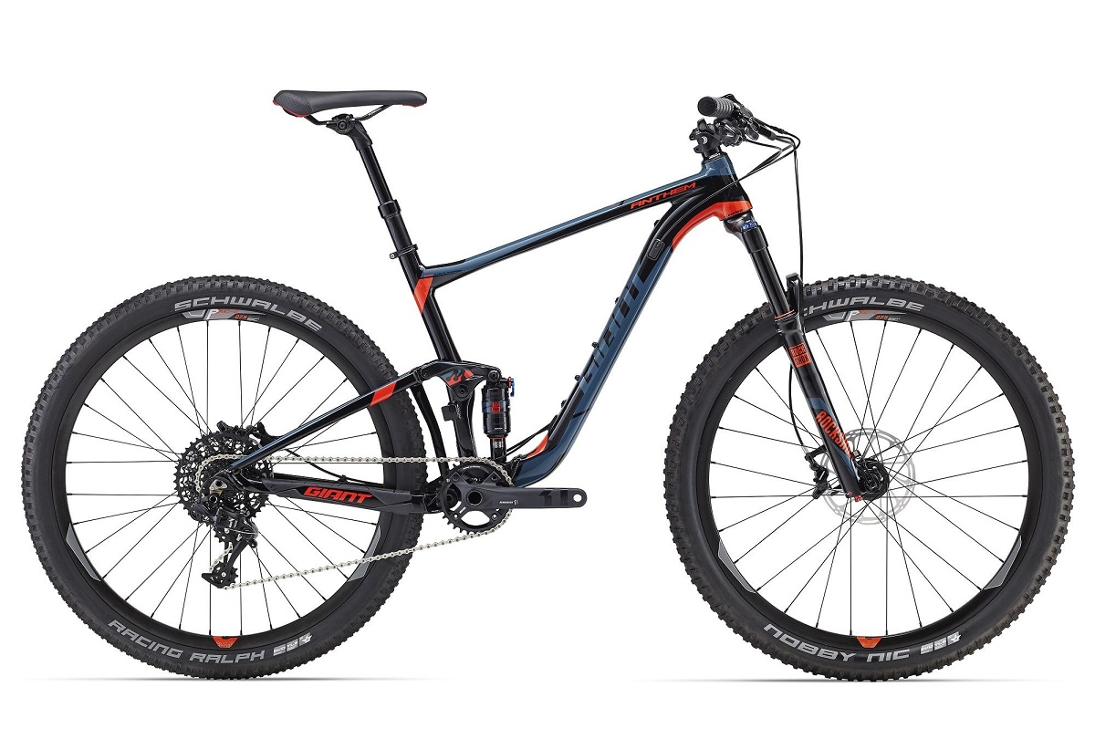 VTT Giant Anthem SX 27.5 1 2016