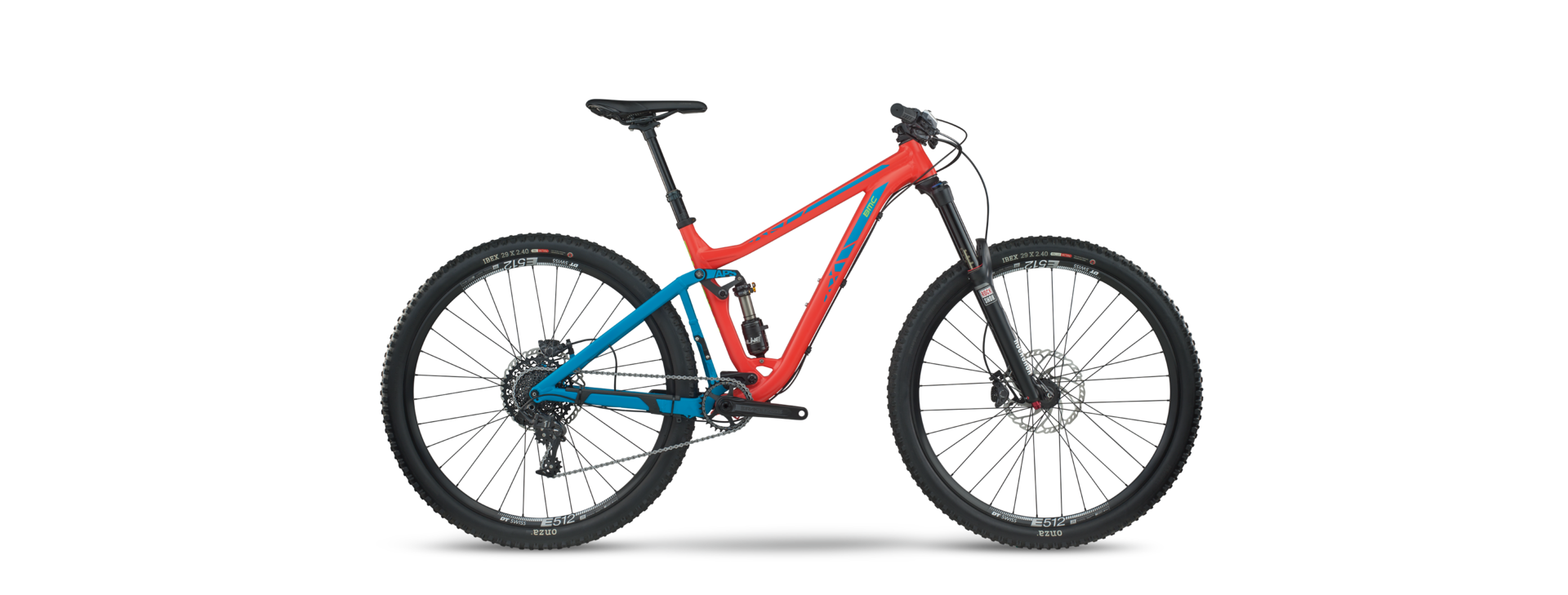 BMC Trailfox TF03 X1 2017