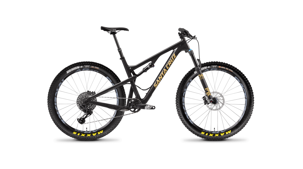 SANTA CRUZ TALLBOY C XE 27 BLACK 2018