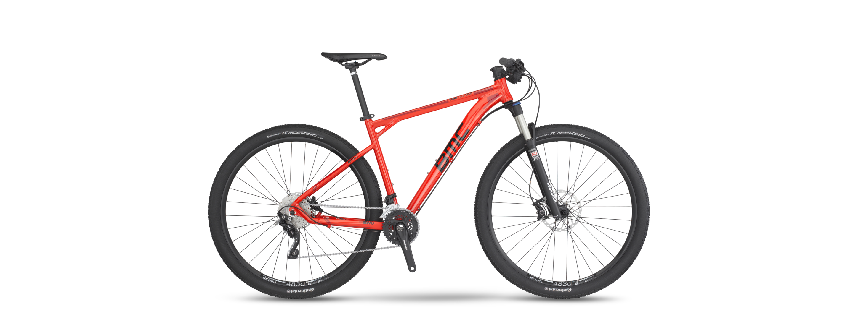 VTT BMC Teamelite TE03 SLX XT 2016 Super red