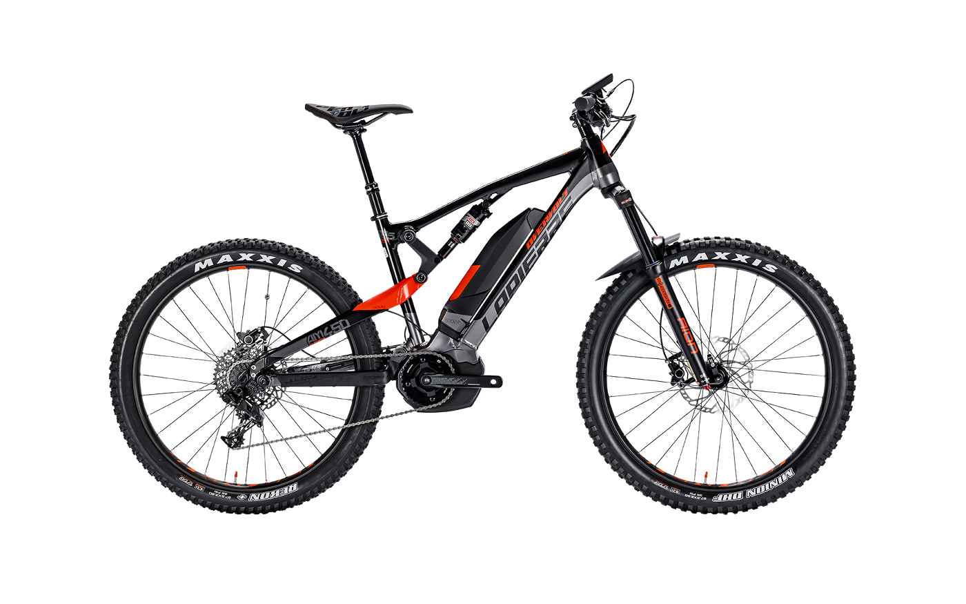 LAPIERRE OVERVOLT AM 450 PLUS 2018