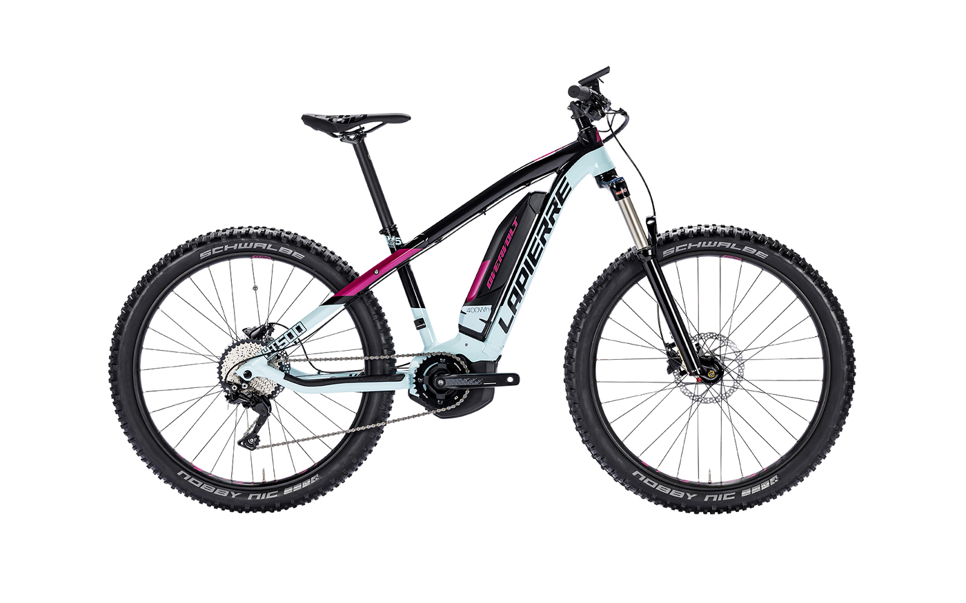 LAPIERRE OVERVOLT HT 500 PLUS WOMAN 2018