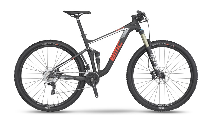 VTT BMC Speedfox SF02 SLX-XT swiss2016