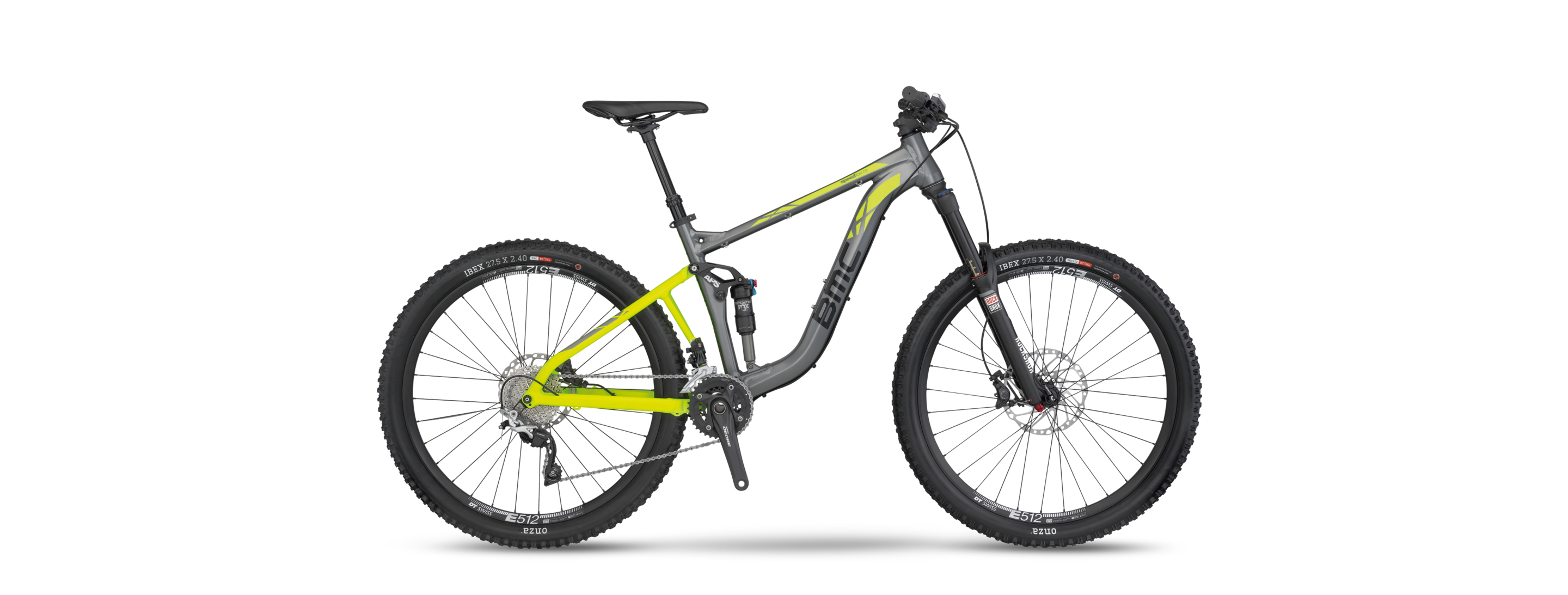 VTT BMC Speedfox SF03 SLX-XT Trailcrew 2016