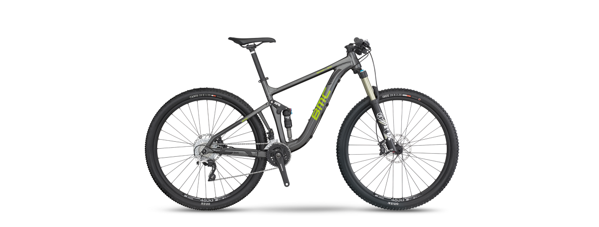 VTT BMC Speedfox SF03 SLX-XT Lime 2016