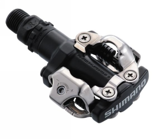 Pedales Shimano M 520