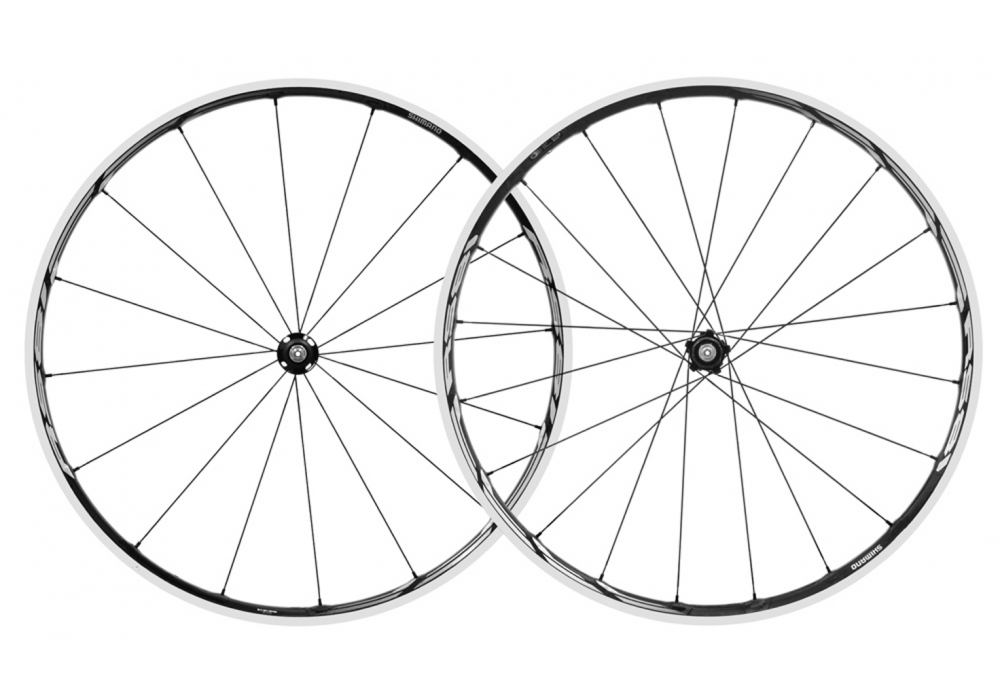 Roues Shimano RS81 C24 (paire)