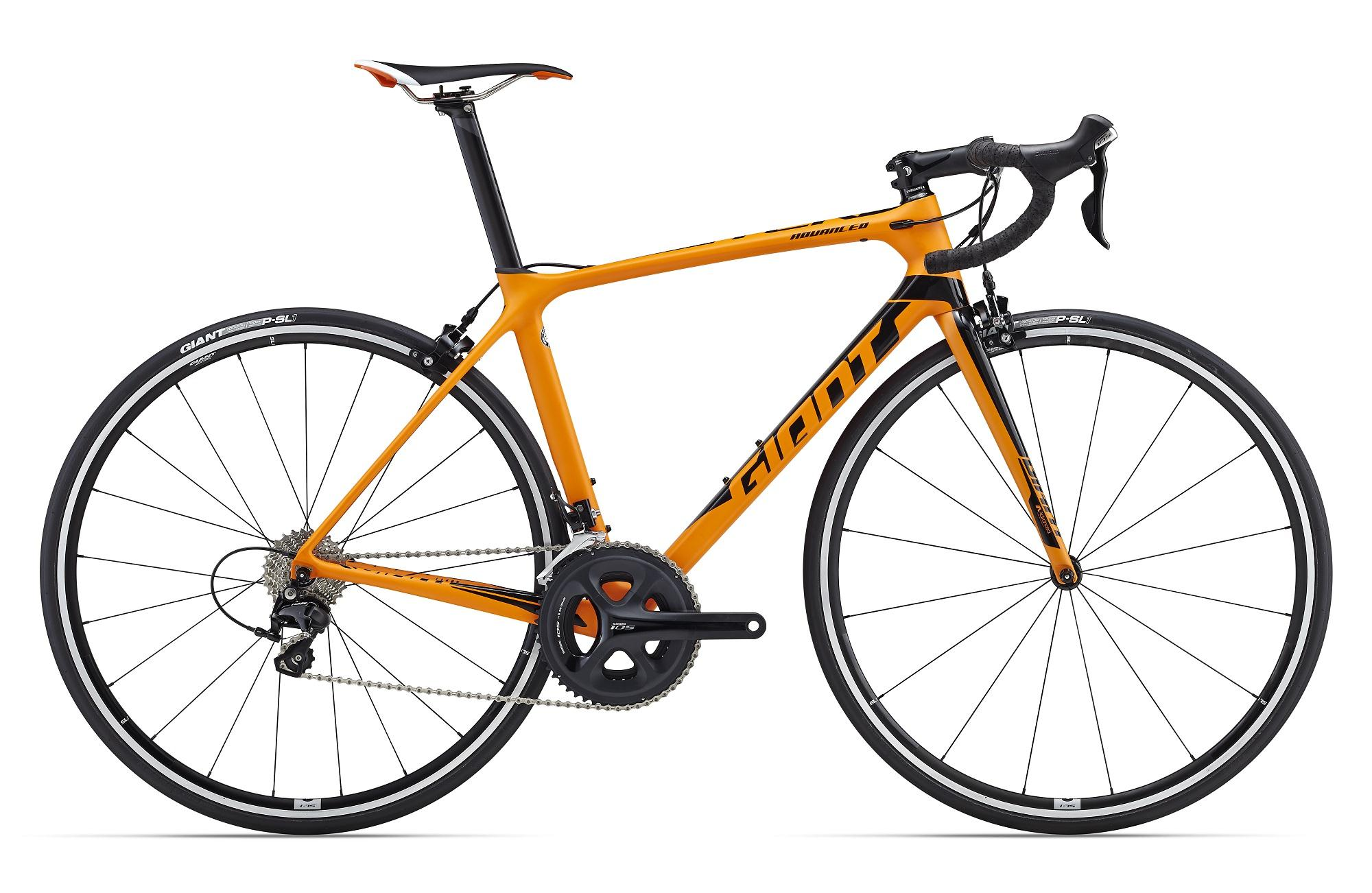 Giant TCR Advanced Pro 2 2016