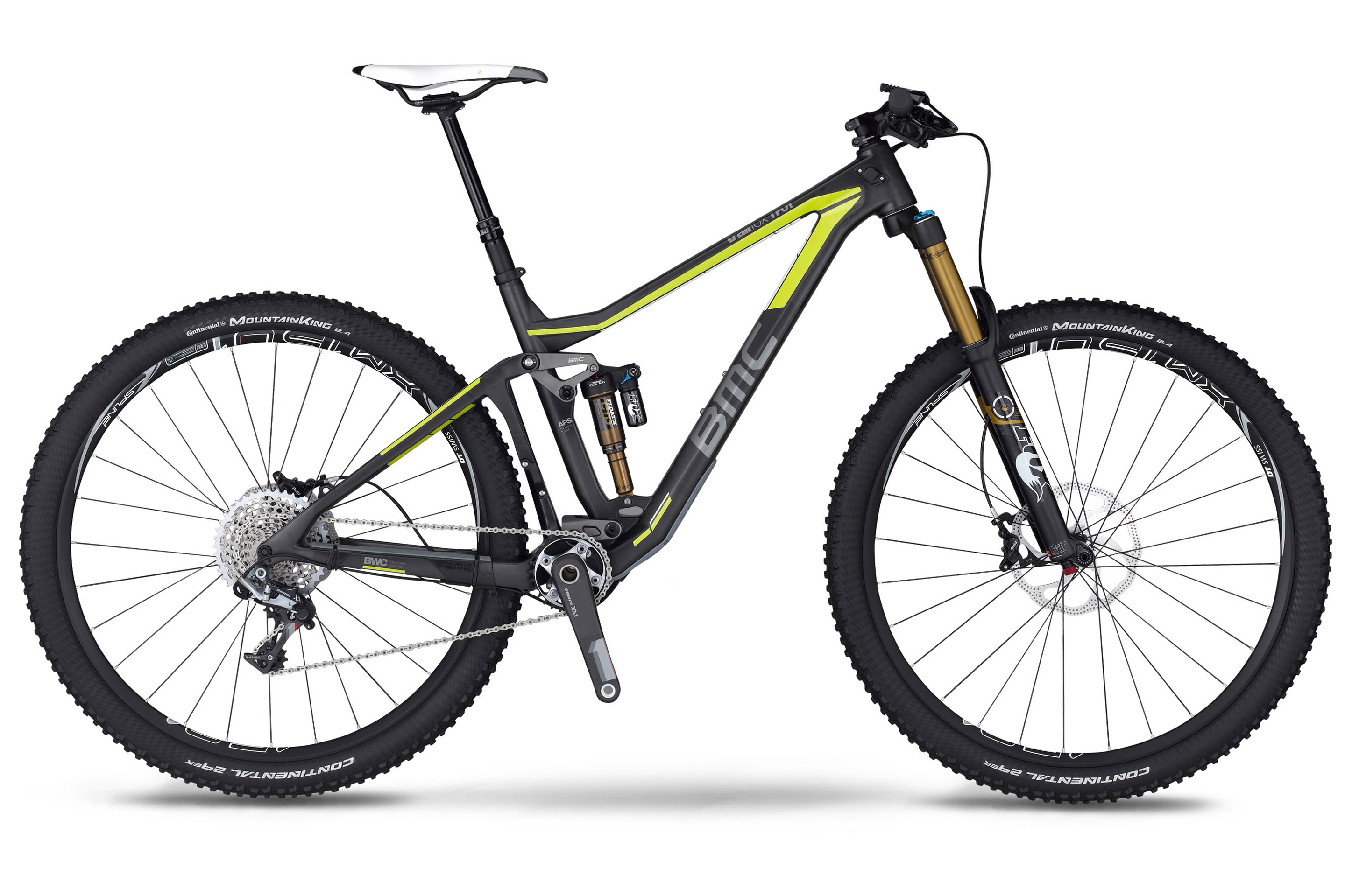 VTT BMC Trailfox TF01 29 XX1 Lime