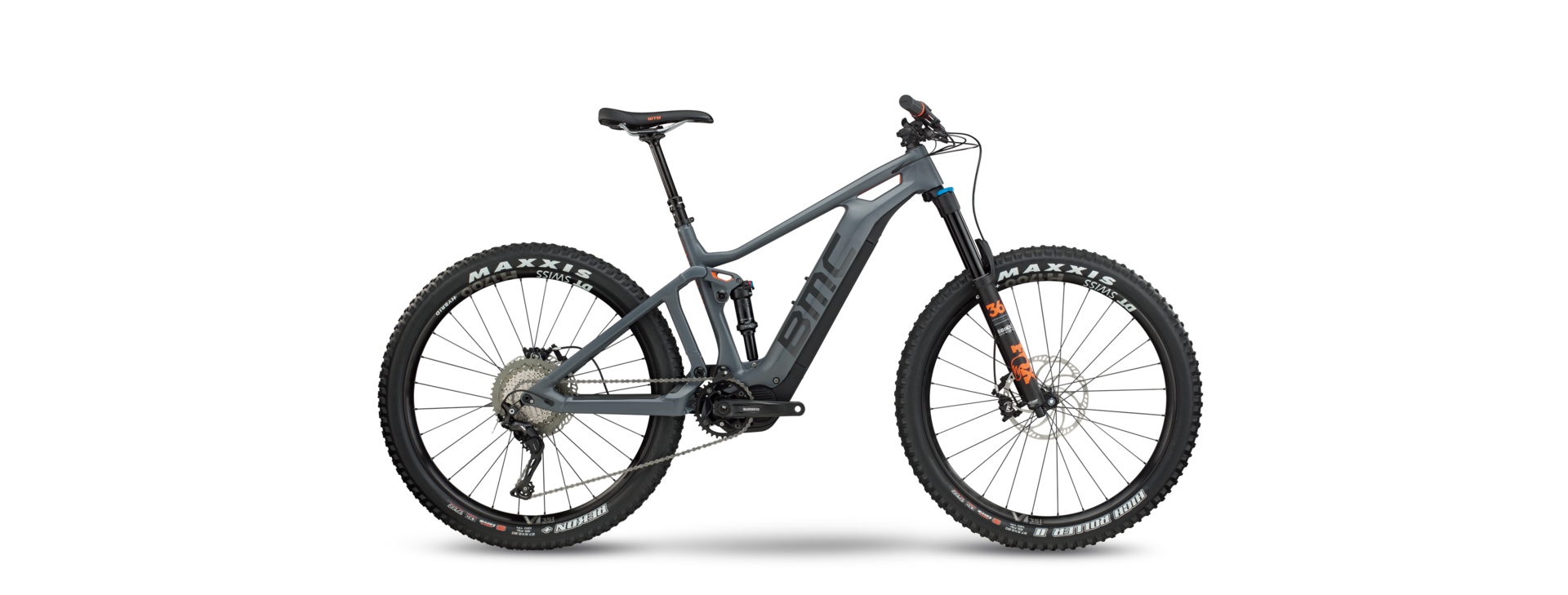 BMC TRAILFOX AMP TWO 2018