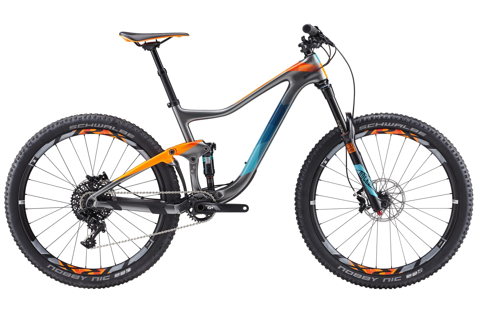 VTT Giant Trance Advanced 2 2017
