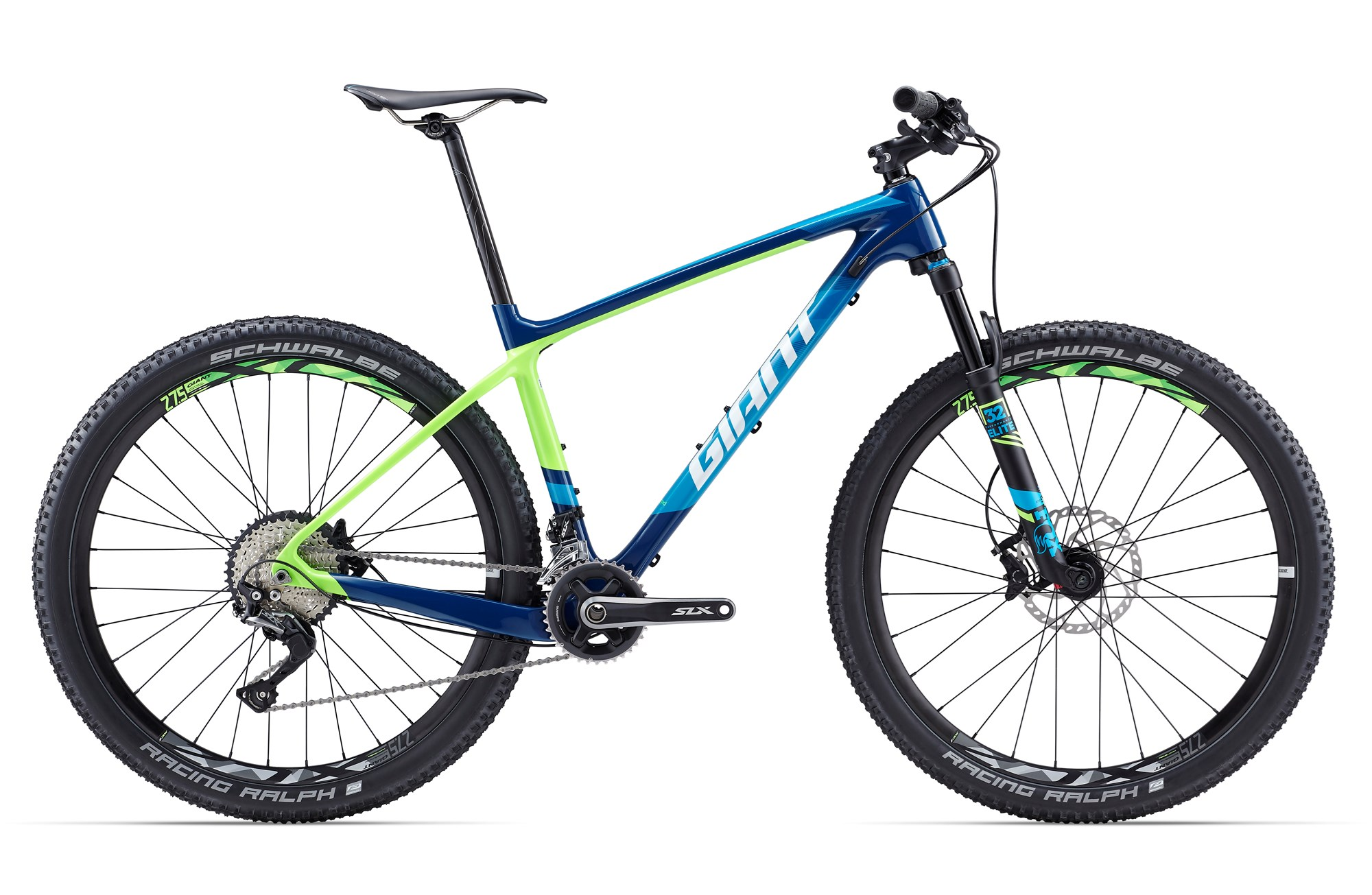 VTT Giant XTC Advanced 2 2017
