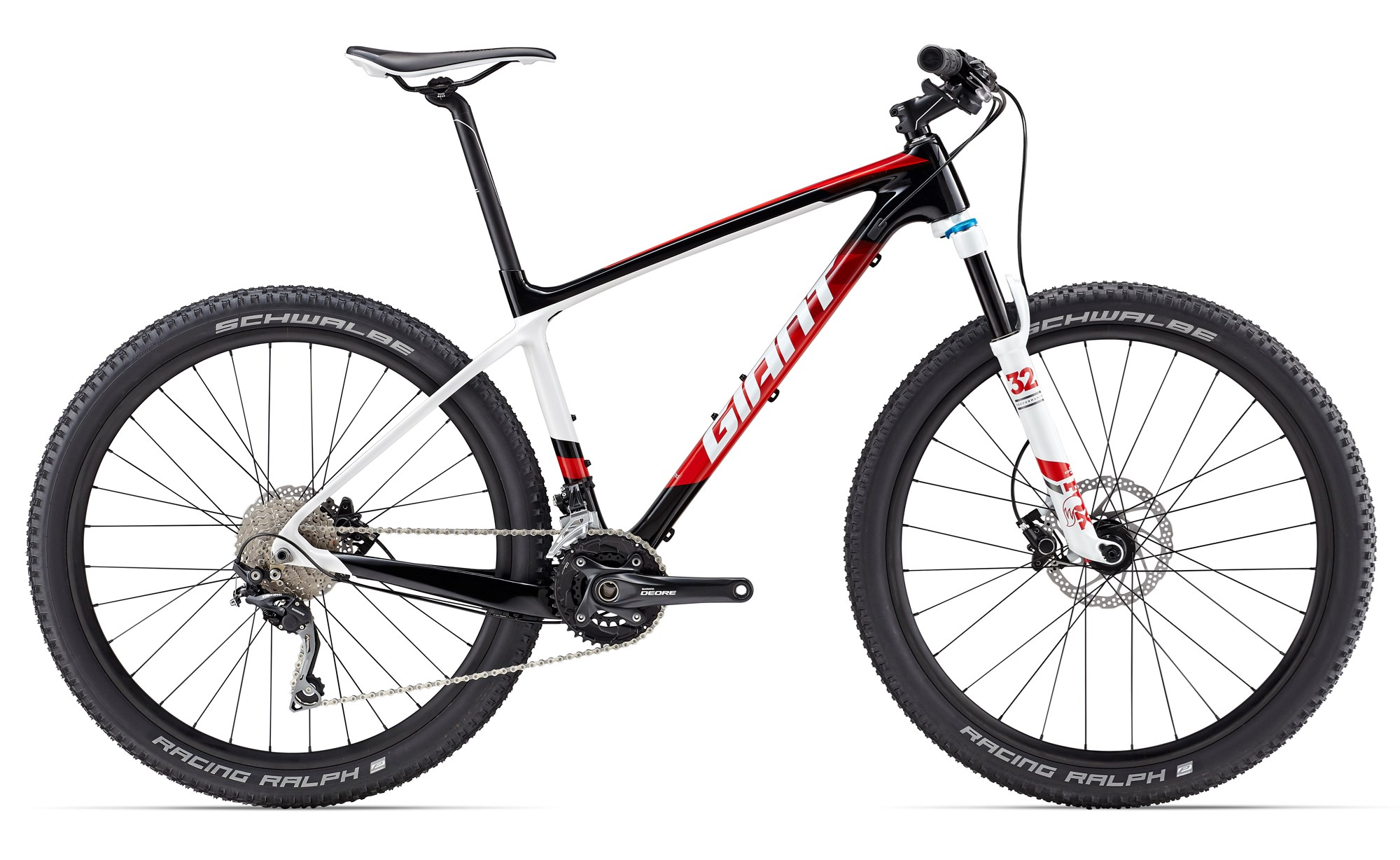 VTT Giant XTC Advanced 3 2017