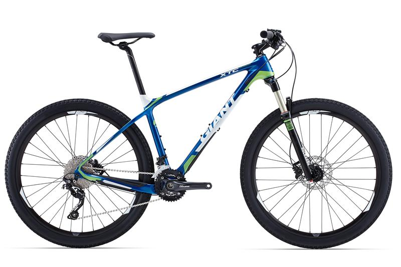 VTT Giant XtC Advanced 27.5 3 Carbone 2015
