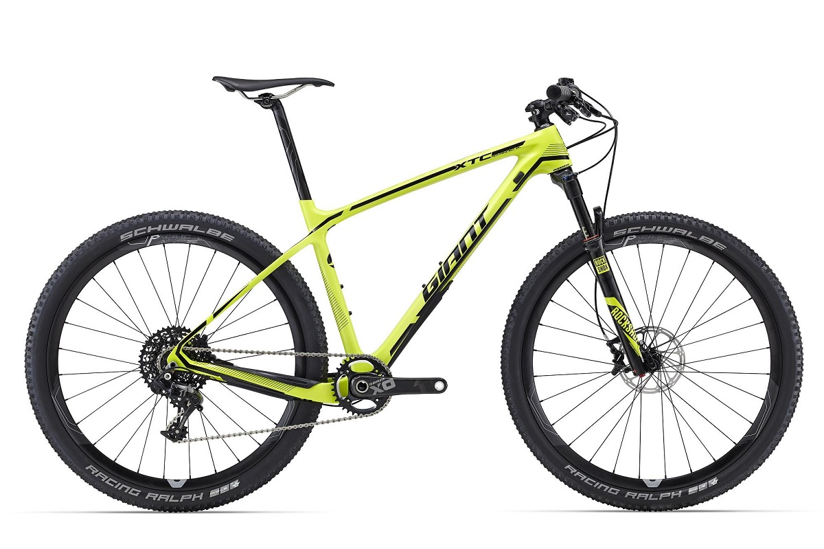 VTT Giant XTC Advanced SL 27.5 1 2016