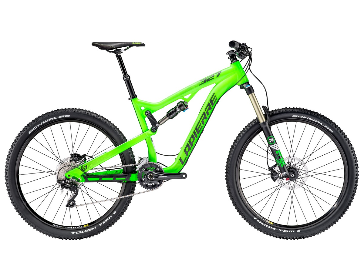 VTT Lapierre Zesty AM 327 2016