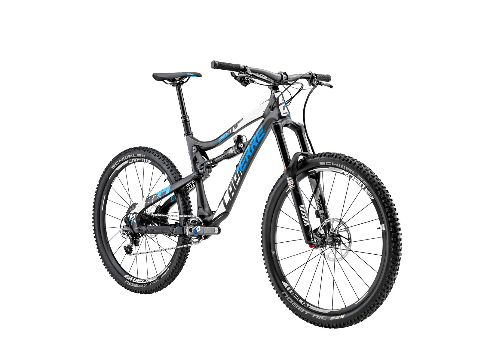 VTT Lapierre Zesty AM 827 E:I Shock