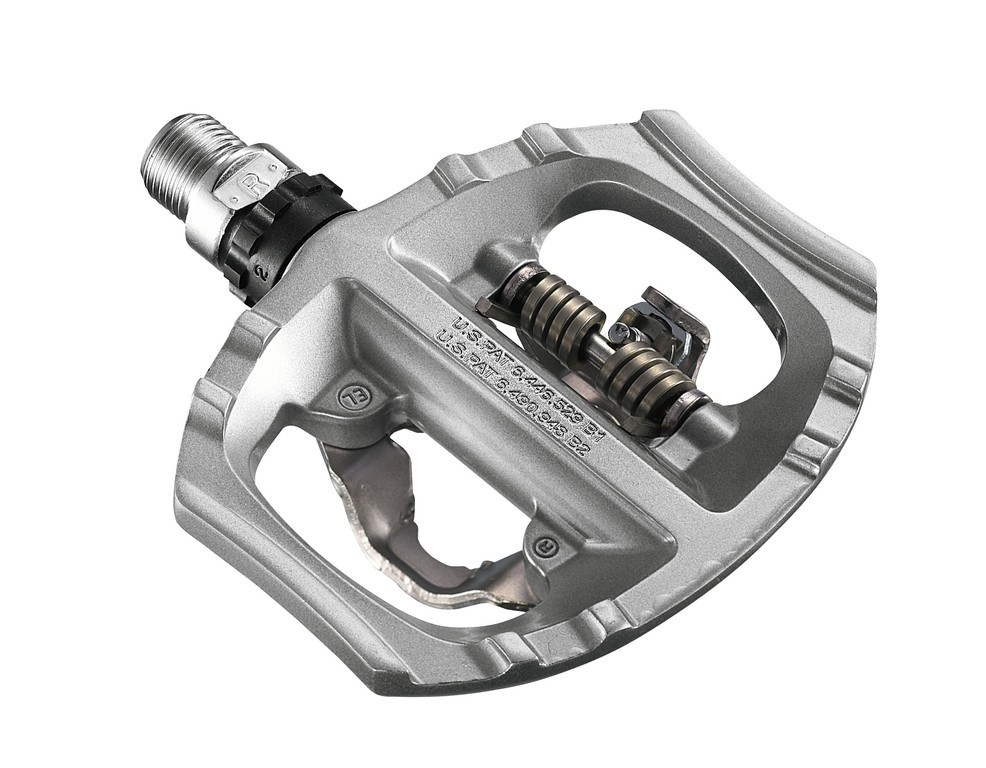 Pedales Shimano A530 Argent