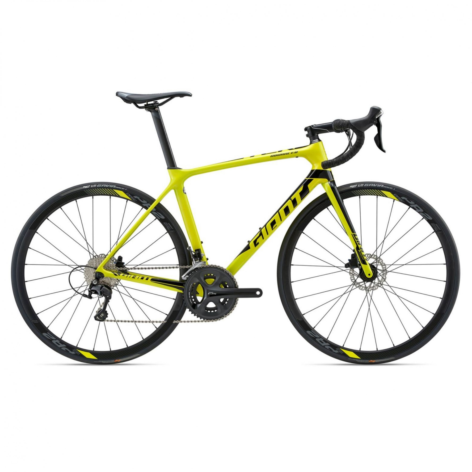 GIANT TCR ADVANCED 2 DISC KOM 2018