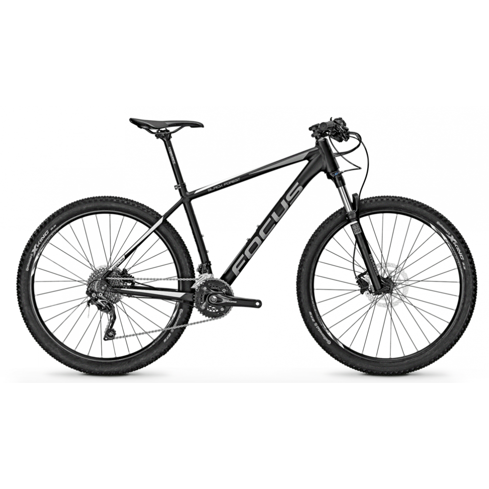 VTT Focus Black Forest Lite 27 2016