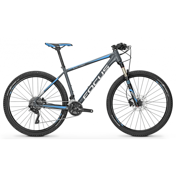 VTT Focus Black Forest Pro 27 2016