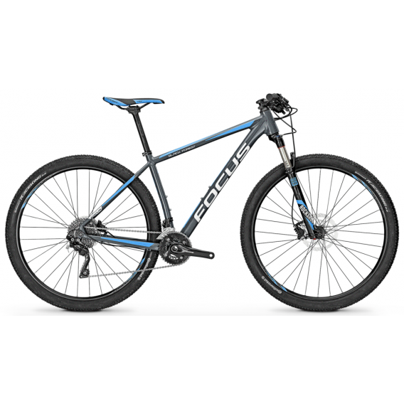 VTT Focus Black Forest Pro 29 2016