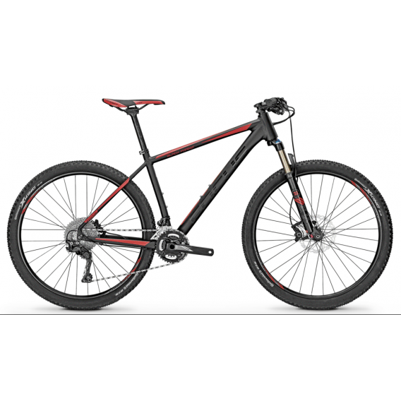 VTT Focus Black Forest SL 27 2016