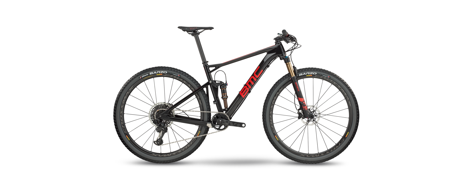 BMC FOURSTROKE FS01 ONE 2018