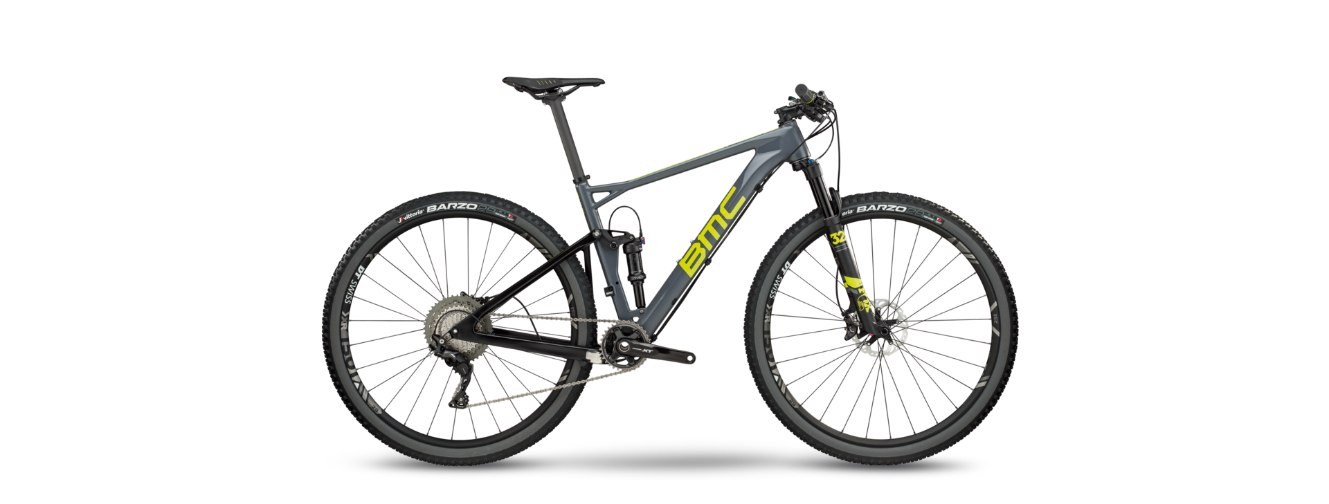 BMC FOURSTROKE FS01 TWO 2018