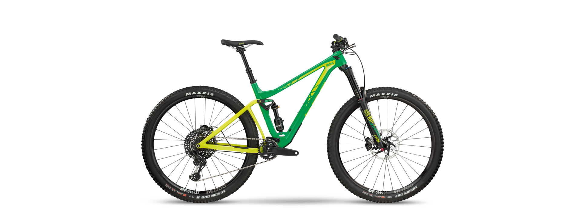 BMC TRAILFOX TF02 ONE 2018