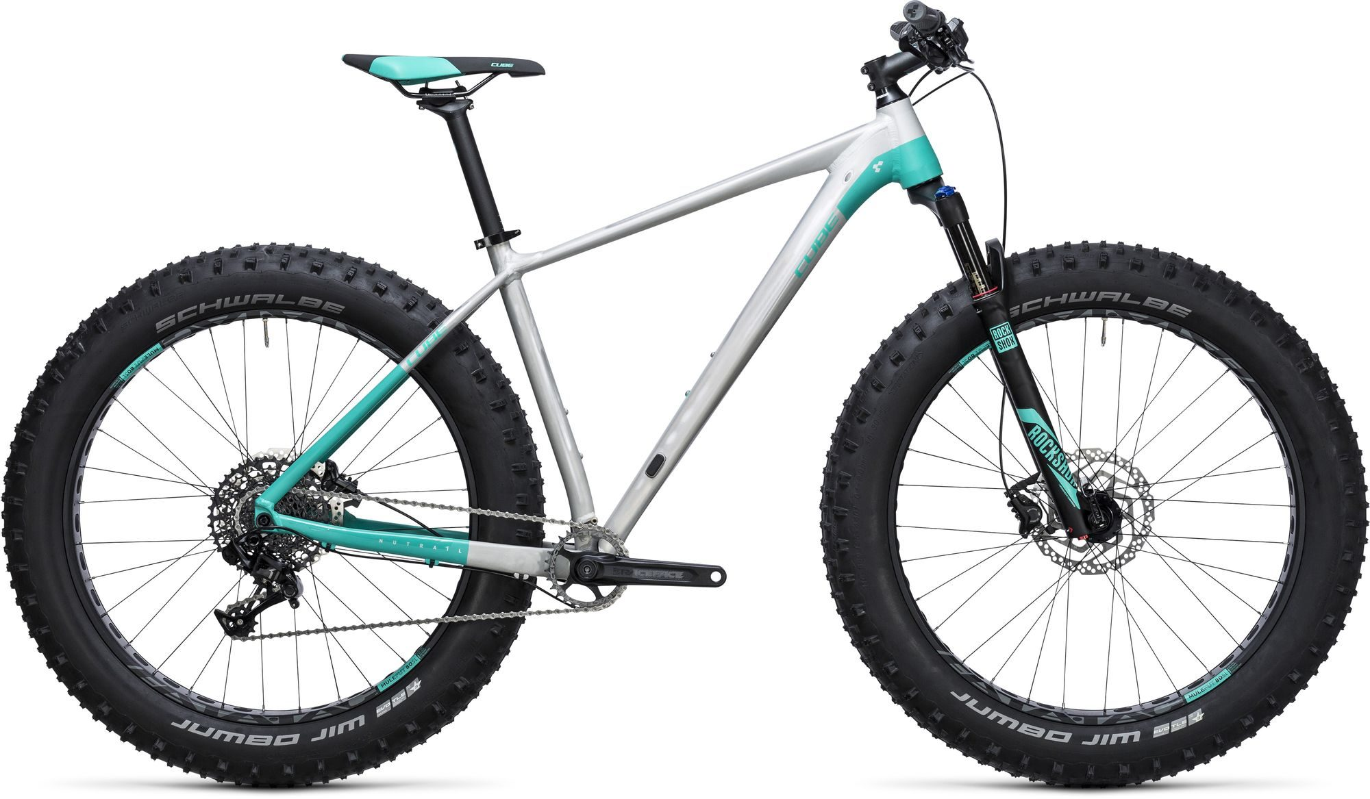 CUBE NUTRAIL PRO 2017