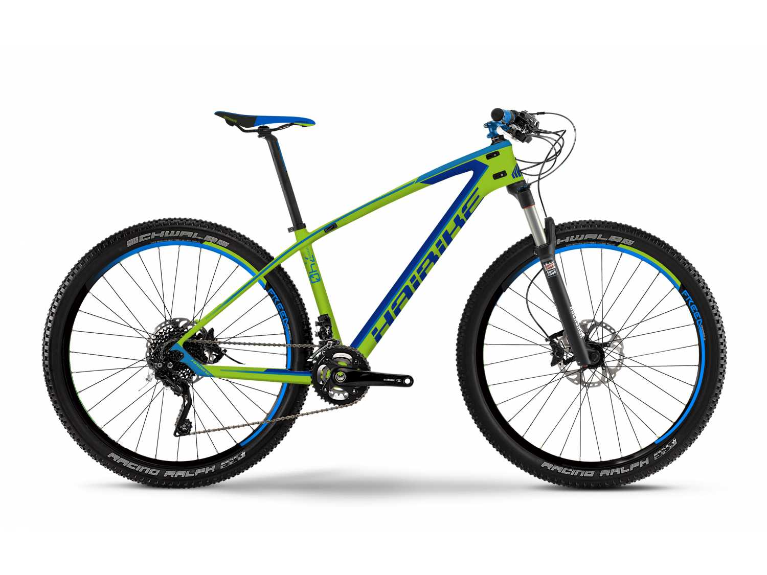 VTT Haibike Freed 7.40 27.5 2016