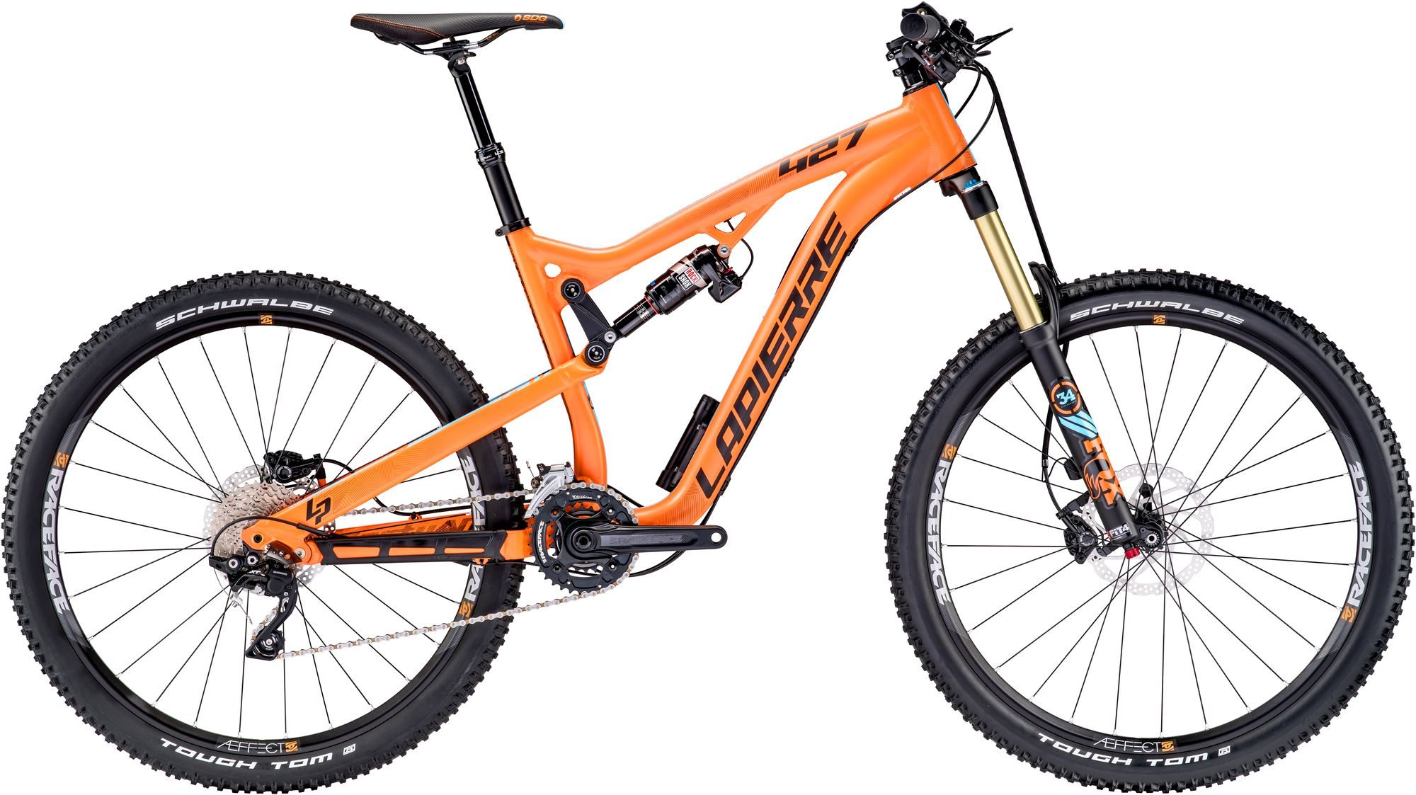 VTT Lapierre Zesty AM 427 2016