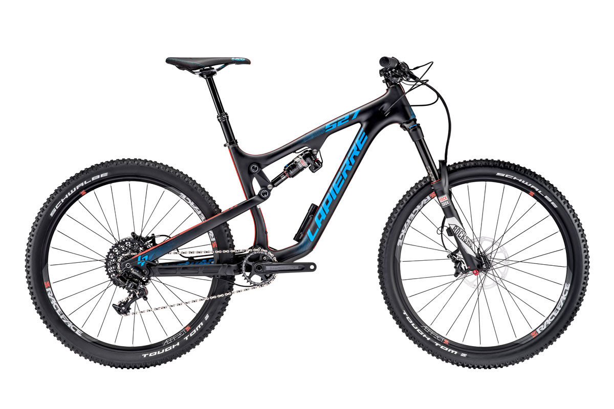 LAPIERRE ZESTY AM 527 2016