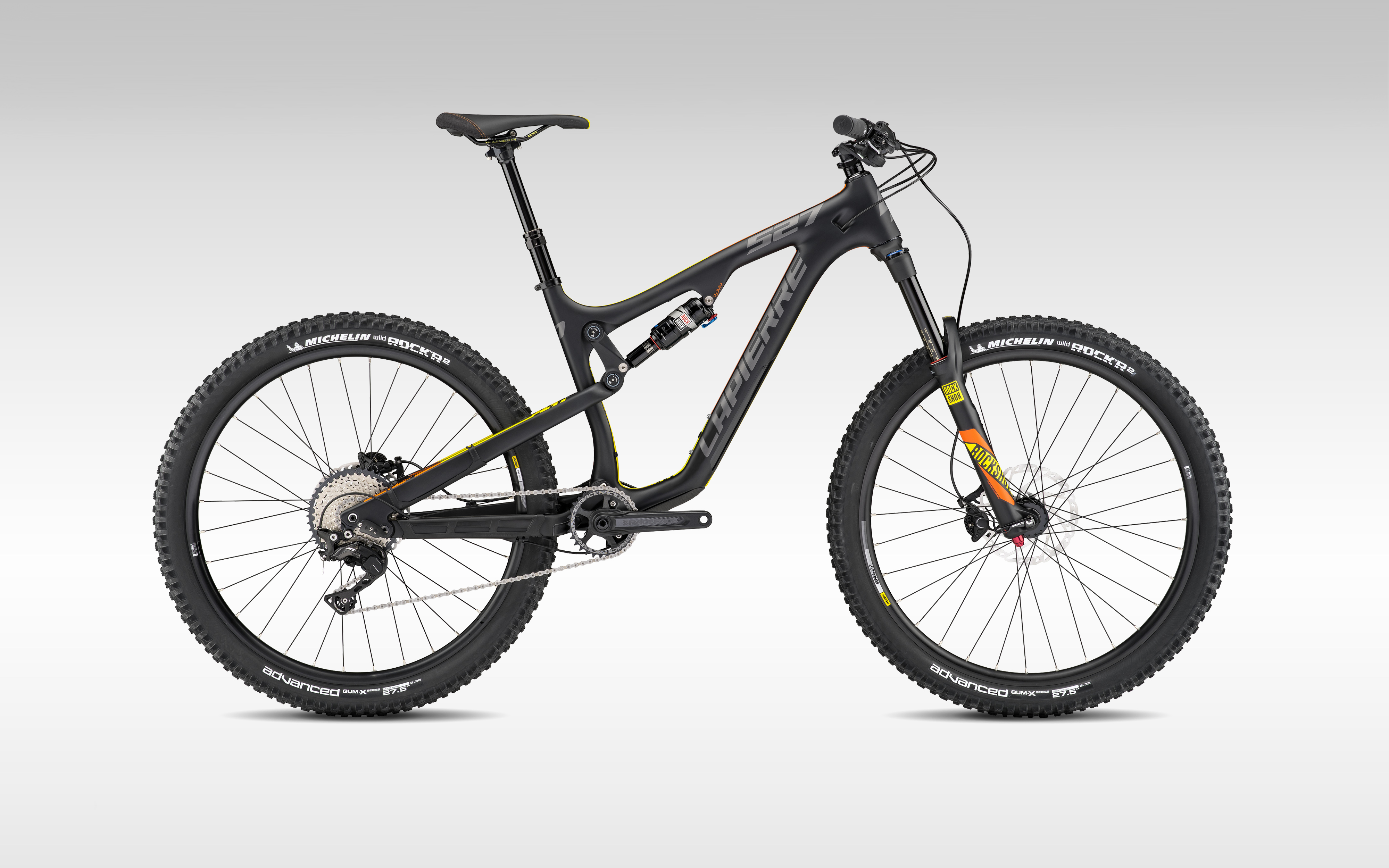 VTT Lapierre Zesty AM 527 2017