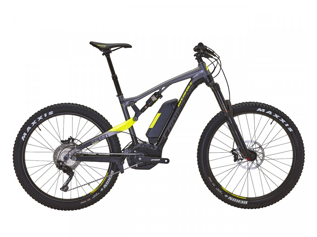 LAPIERRE OVERVOLT AM 650 PLUS 2017