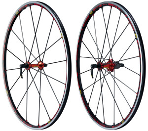 Roues Mavic R-Sys 2013 - 2014 red (paire)