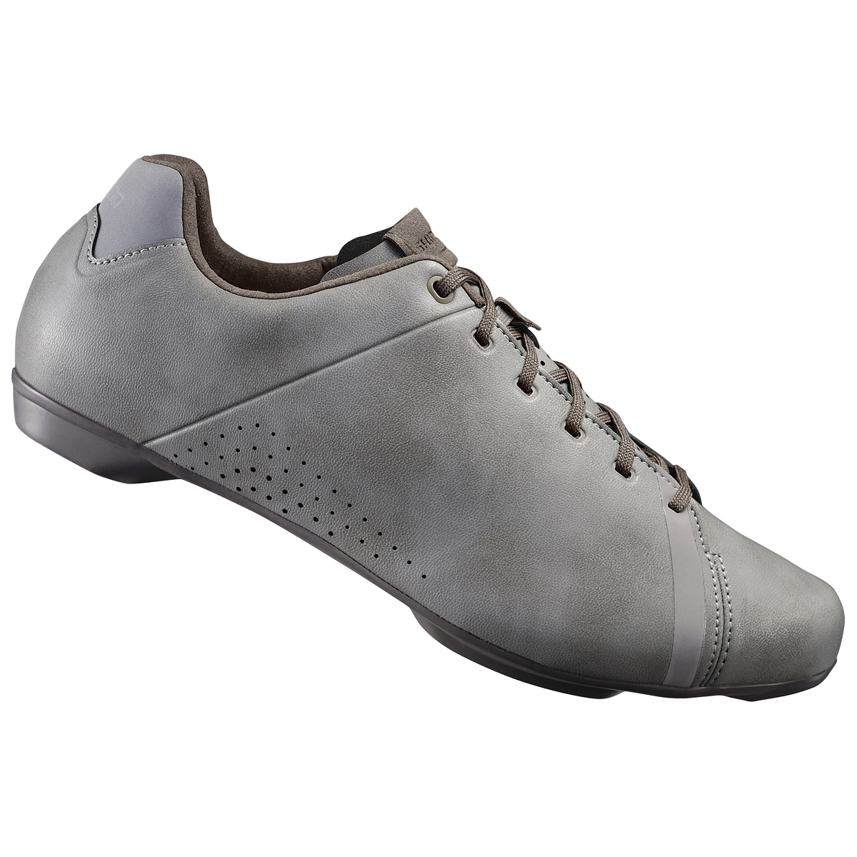 SMN Chaussures Route RT400 Gris