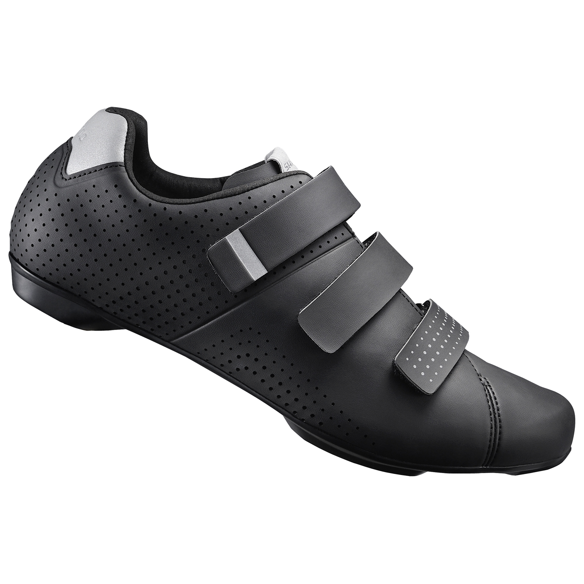 SMN Chaussures Route RT500 Noir