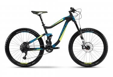 VTT Haibike Q.AM Plus 7.05 2016