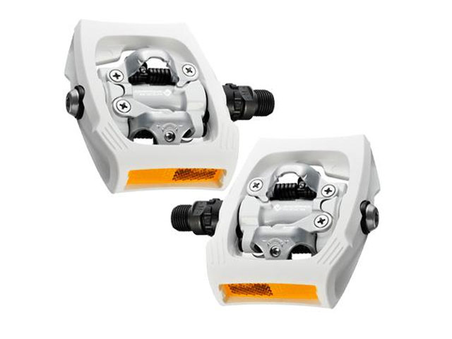 Pedales Shimano PD-T400 blanc