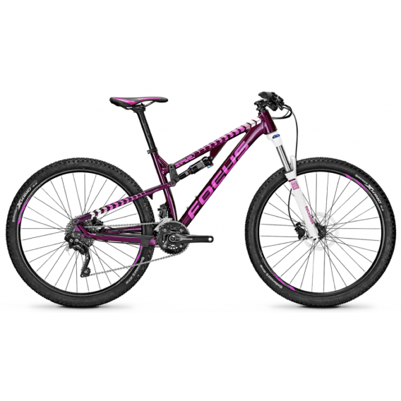 VTT Focus Spine Elite Donna 2016