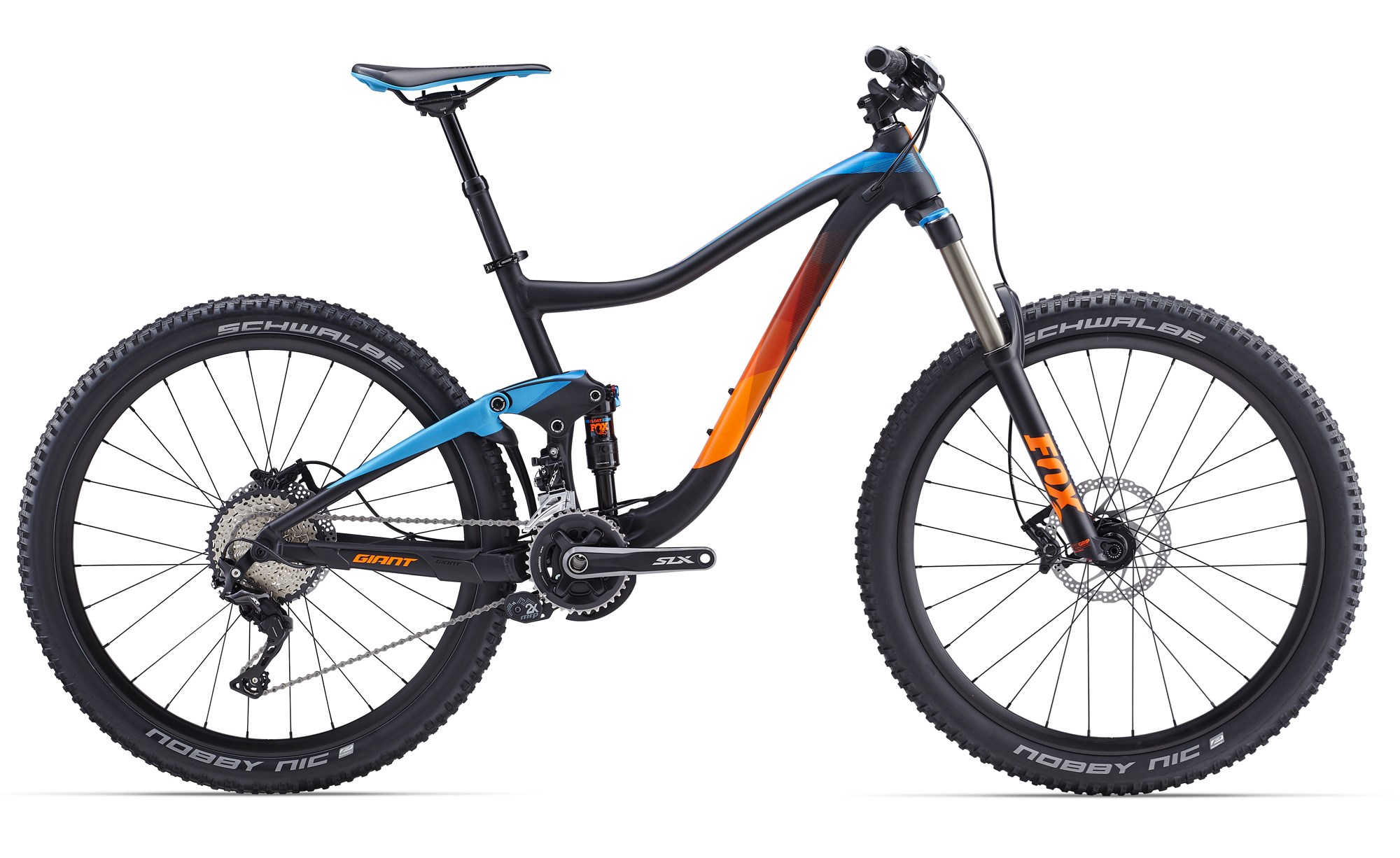 VTT Giant Trance 2 LTD 2017 (Noir)