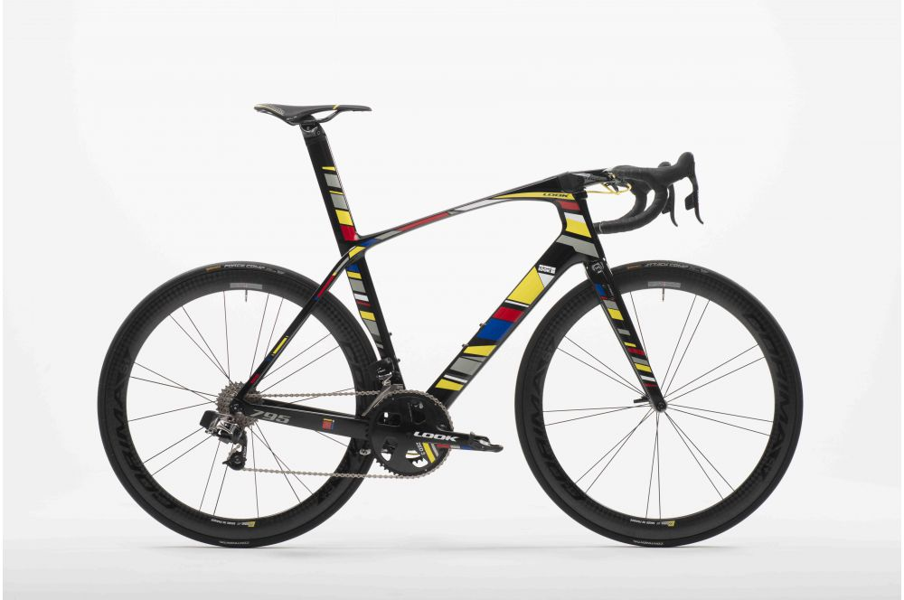 Look 795 Aerolight  Sram Etap Compact 30Th Anniversary 2017